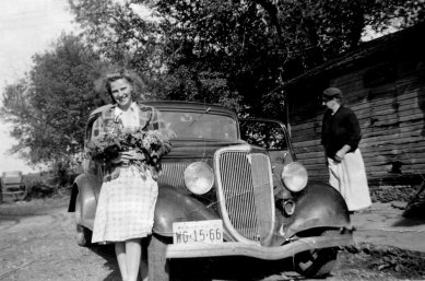 Jeanette Westra, Grandma Westra