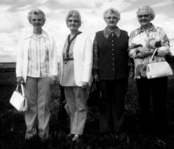 Four Wierenga sisters