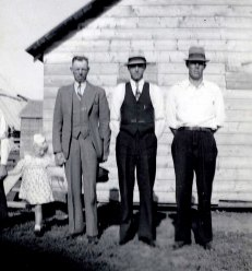 Herman with George Sonnema and Gerben Tiemstra