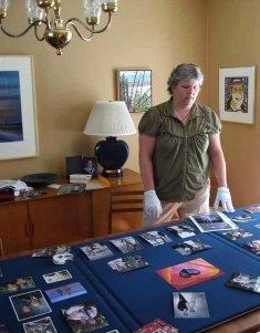 Karen organizing 2008