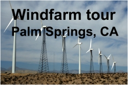 Windfarm tour