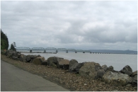 Bridge at Yaquina Bay