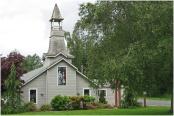 Skamokawa United Mehtodist Church, Washington