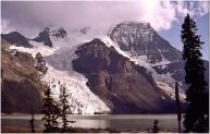 Berg Lake glacier 1984