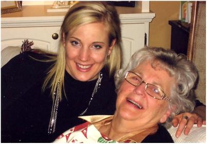 Dixie and Elaine 2007