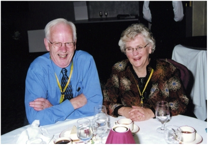 At Bill's Class of '56 reunion 2006