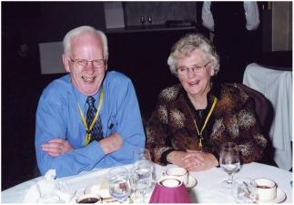 Class of '56 reunion 2006
