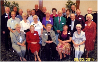 Reunion Class of '56 in 2011