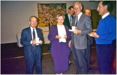 AT Mary Spencer retirement 1990