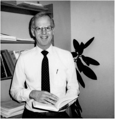 In U of A Plant Science office 1985