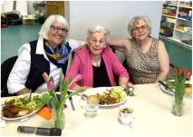 Grandma's 100th birthday celebration 2016