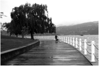 Kelowna boardwalk