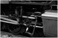 Steam locomotive France