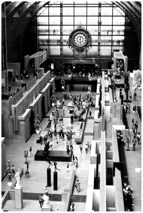 Musée d'Orsay, Paris 1988