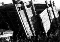 Old truck box Aldon's