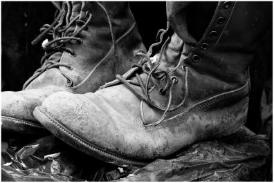Matti's boots