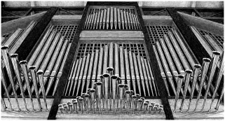 Organ pipes West End Christian Reformed Church