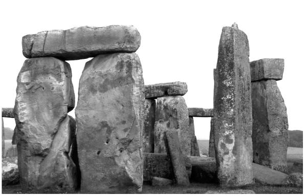 Stonehenge 1970