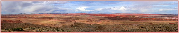 """March 2021: Panorama, """"The wide wild west"""""""