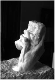 Rodin's God's Hand